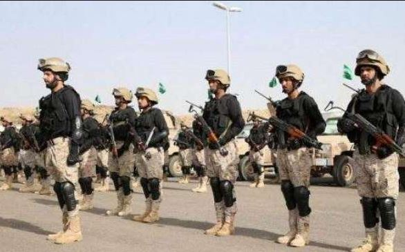 10,000 Saudi soldiers being trained in Pakistan