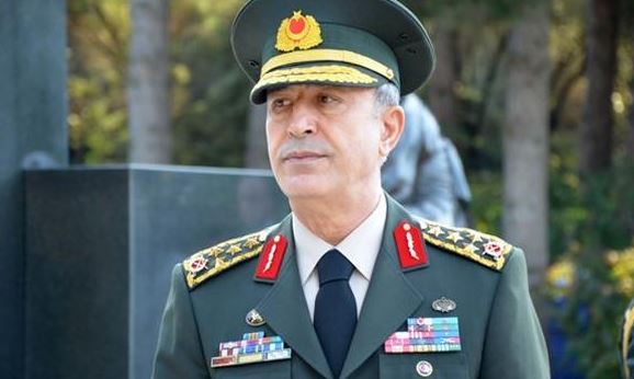 Turkish military chief meets Pakistan's premier