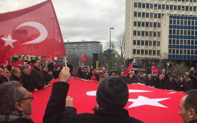 Thousands to attend Brussels rally for Afrin operation
