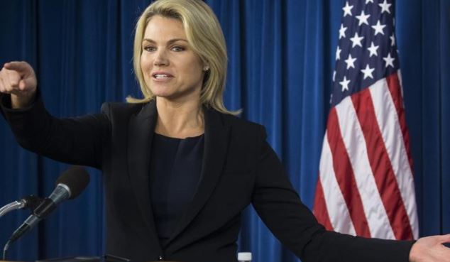 US Spokesperson says some allied forces going to Afrin