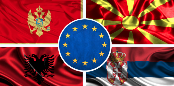Five Western Balkans EU aspirants' border rows