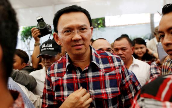 Former Jakarta governor requests case review