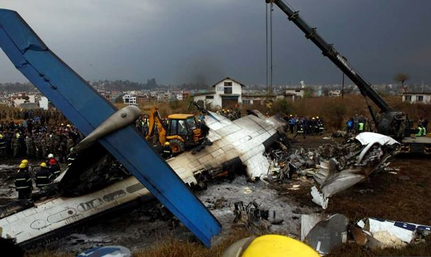 Nepal probes deadly air crash after runway confusion