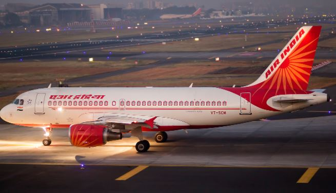 Air India to fly over Saudi airspace to Israel
