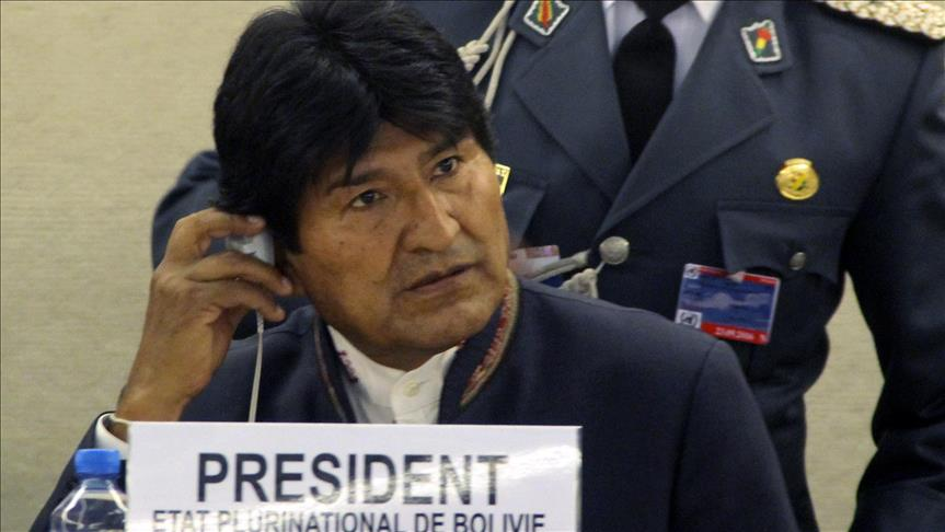 Bolivia takes Chile to world court over maritime access