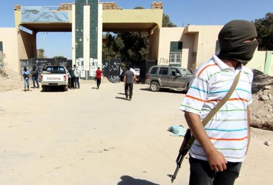 Mayor of Tripoli freed after abduction