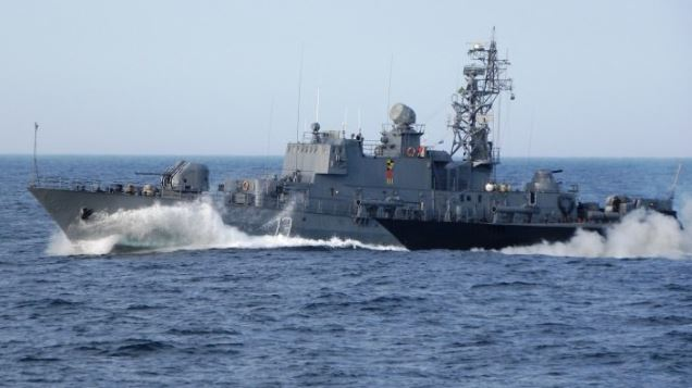 Turkish vessels in Bulgaria to take part in a naval drill