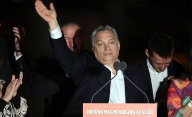 Hungary's Fidesz-KDNP coalition wins general elections
