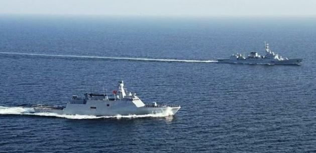 Pakistan-Turkey naval exercise ends