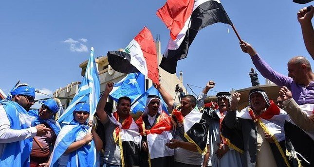 Kirkuk's Turkmen continue to protest Iraq poll results
