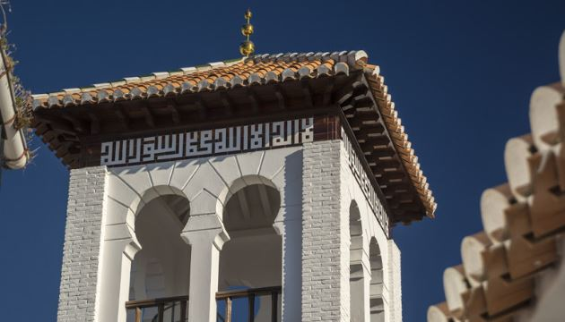 Spain's Granada mosque attract Muslims in Ramadan