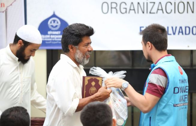 Turkey distributes Qurans in Latin America