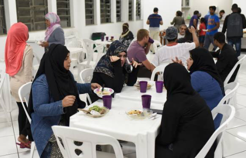 Turkey organizes iftar for Muslims in Brazil