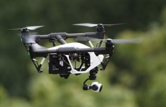 Drones Are Here to Stay