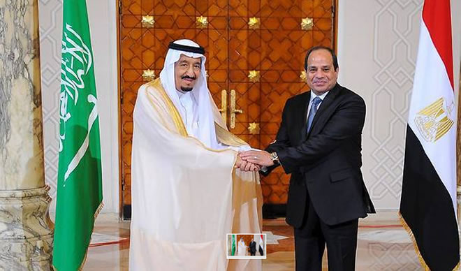 Cairo, Riyadh mull ways of enhancing bilateral ties