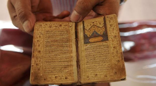 Rare Quranic manuscripts draws hordes in Kashmir