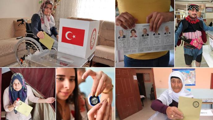 Voting officially ends in Turkish elections