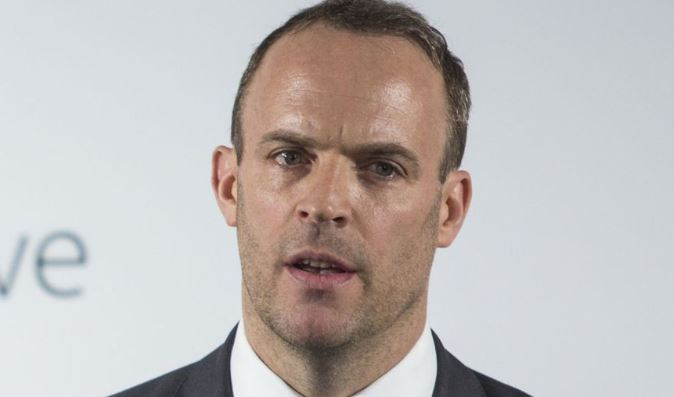 Dominic Raab appointed new Brexit secretary