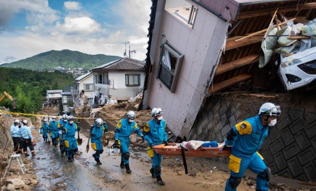 Death toll in Japan flood disaster rises to 195