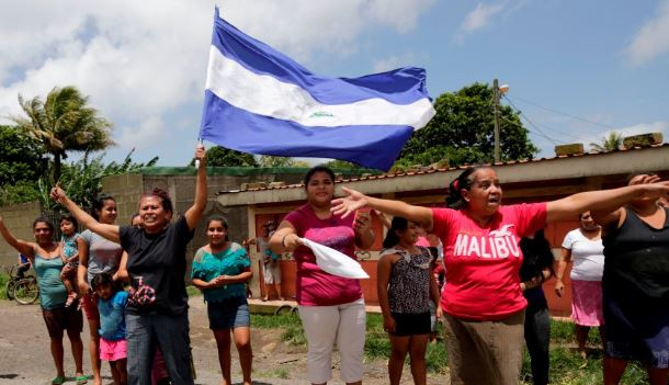 Death toll in Nicaragua protests hits 264