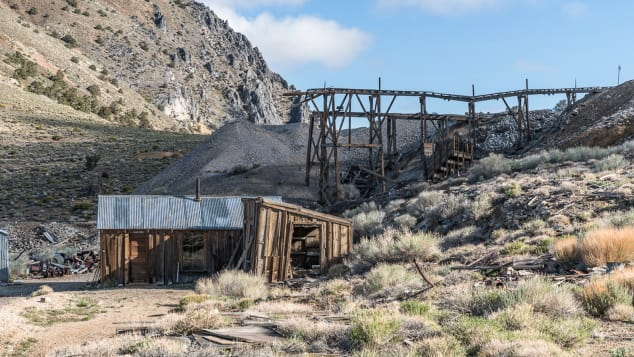 Abandoned town sells for $1.4 million in California