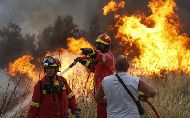 Death toll in Greek wildfires increases to 91