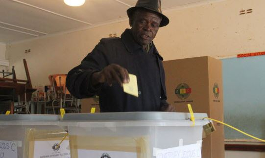 Zimbabweans go to first polls since Mugabe's ouster