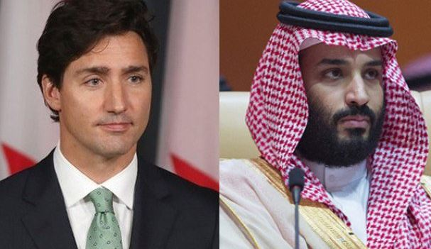 Iraq urges Saudi, Canada to resolve diplomatic row