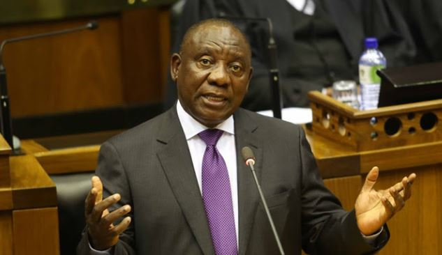 S.African leader vows to combat violence against women