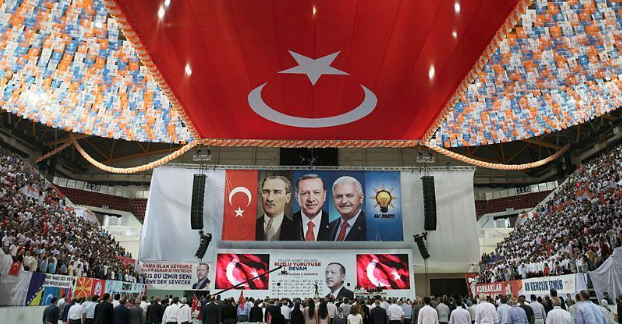 Turkey's ruling AK Party to hold 6th ordinary congress