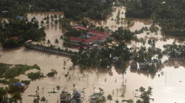 Bodies found as floods recede in India's Kerala