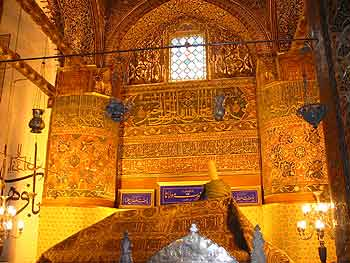 Free city tours to Turkey's two holy sites begin Sunday