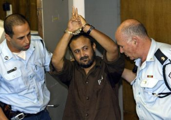 Jailed Palestinian leader honors Mandela from prison cell
