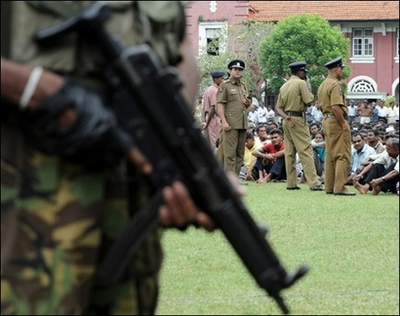 Sri Lanka to investigate war crimes; appoints foreign experts