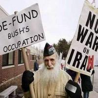 'You cannot oppose the war and fund it at the same time'