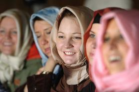 Turkish government allows headscarf in high schools