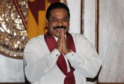 Sri Lanka ruling party accused of violating election rules