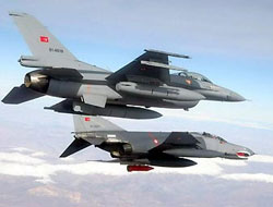 Turkish airforce and navy commence war exercizes