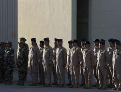 Spain plans to send 300 soldiers to Iraq
