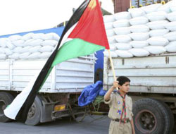Turkey delivers medical aid to Gaza
