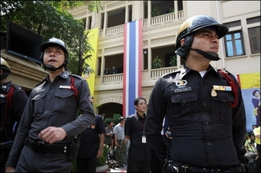 Thai human rights meeting thwarted by junta