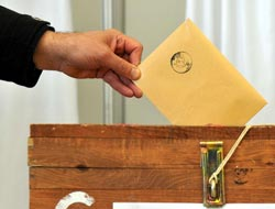 Rival parties warn of fraud in Turkey's elections