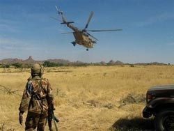 US outlines role of troops sent to Chad
