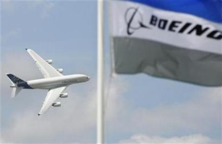 Boeing and Emirates finalise $56 bln order