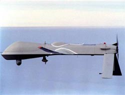 Four killed by US drone strike in Pakistan