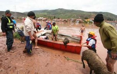 Seven dead after rains cause landslide in central Mexico
