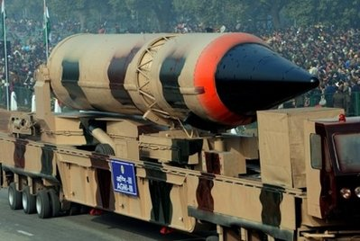 India test-fires anti-ballistic missile