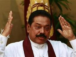 Sri Lanka president uses UN speech to assail war crimes probe