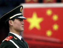 China gives 10-year sentence to leaker of military secrets