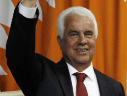 Eroglu to swear in new Turkish Cyprus President